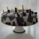 Side Chess Cake