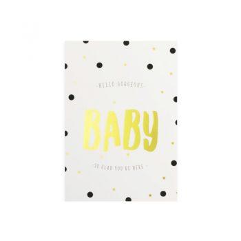 Kaart | Glad Baby