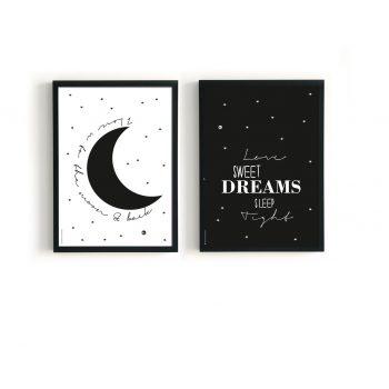 Poster   Love U To The Moon & Sleep Tight