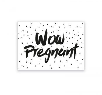 kaart pregnant