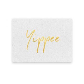 Kaart | Grey | Yippee