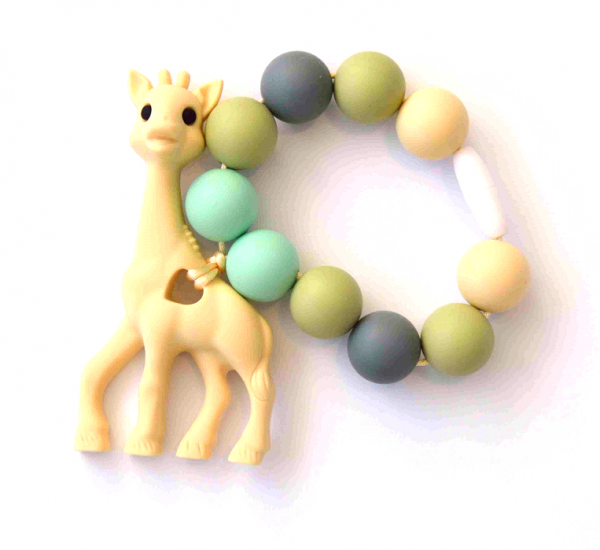bijtring giraffe