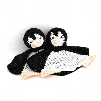 Knuffeldoekje | Pingy de Pinguïn