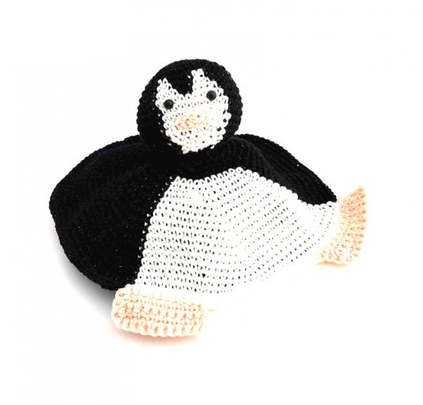 knuffeldoekje pinguïn